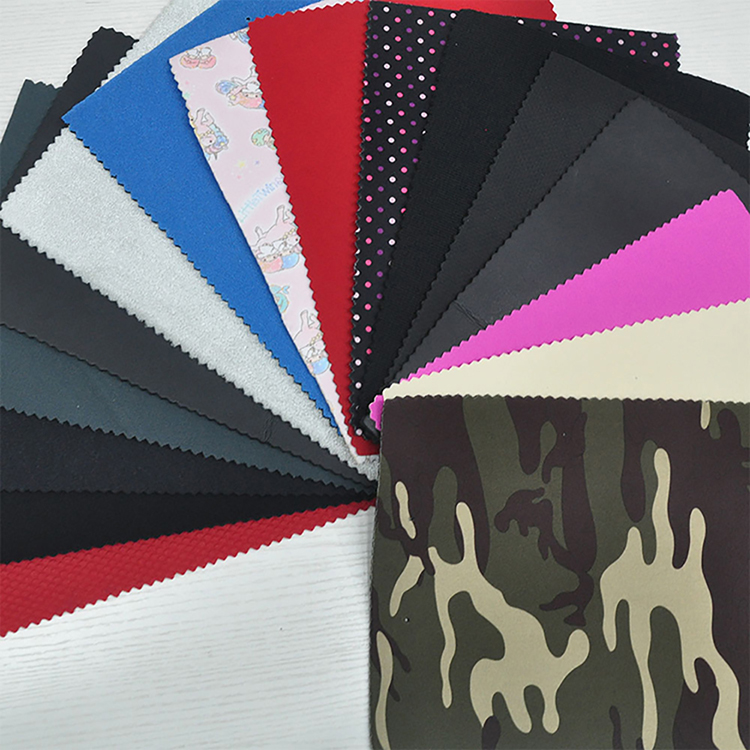Neoprene fabric